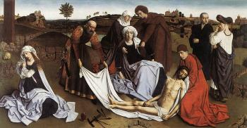 Petrus Christus : The Lamentation II